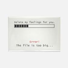 Delete Feelings Magnets