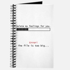 Delete Feelings Journal