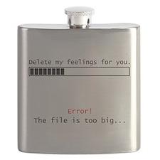 Delete Feelings Flask