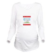 FIN-somebunny-loves-you.png Long Sleeve Maternity