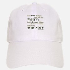 Shaw Quote No. 3 Baseball Baseball Cap