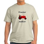 Red Tractor Addict Light T-Shirt