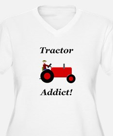 Red Tractor Addict T-Shirt