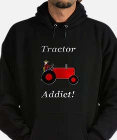 Red Tractor Addict Hoodie