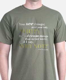 Shaw Quote No. 3 T-Shirt