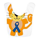blue ribbon orange kitty cat copy.png Bib