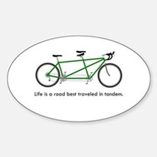 Life is a road Decal