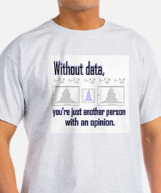 Without Data T-Shirt