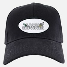 Garden Lawn Enforcer Baseball Hat