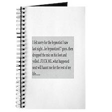 Mic Drop Journal