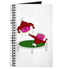 Trampoline Hams Journal