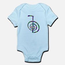 Infant Bodysuit With Cho Ku Rei Symbol