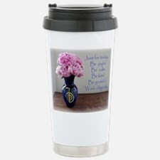 Travel Mug With Reiki Principles