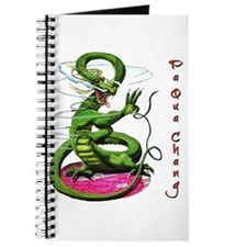 Pa Qua Chang Dragon Design Journal