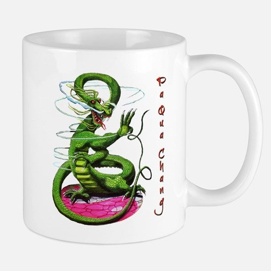 Pa Qua Chang Dragon Design Mugs