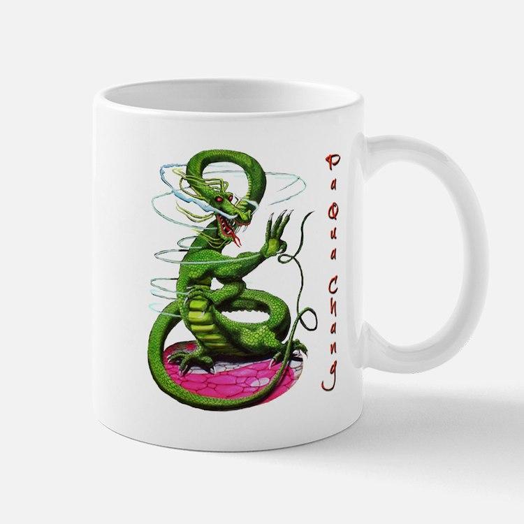 Pa Qua Chang Dragon Design Mugs
