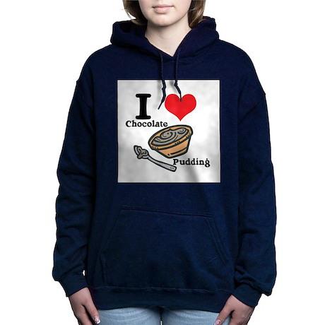 chocolate pudding.jpg Hooded Sweatshirt