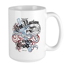 One Nation - Blessed Mugs