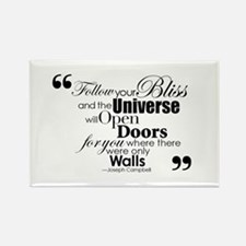 Follow Your Bliss Magnets