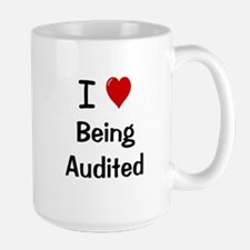 Accountant Auditor Gift - Cheeky Audit Quote Mugs
