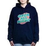 text_open.png Hooded Sweatshirt