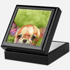 Chihuahua #1 Keepsake Box