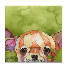 Chihuahua #1 Tile Coaster