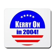 Mousepad - Kerry On in 2004