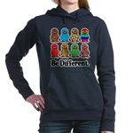 Be Different Ducks.png Hooded Sweatshirt