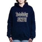 ta ta today junior.png Hooded Sweatshirt