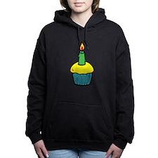 birthday cupcake.png Hooded Sweatshirt