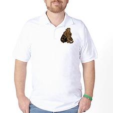 Bigfoot is Squatchin you T-Shirt
