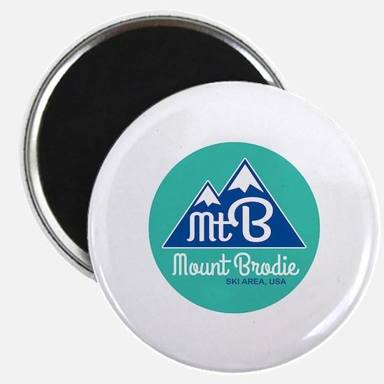 Unique Brodie Magnet