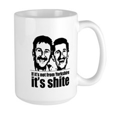 If it's not from Yorkshire it Mugs