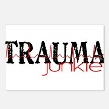 TRAUMAjunkie-2 Postcards (Package of 8)