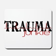 TRAUMAjunkie-2 Mousepad