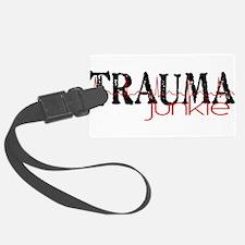 TRAUMAjunkie-2 Luggage Tag