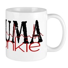 TRAUMAjunkie-2 Mugs
