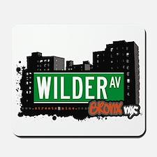 Wilder Av, Bronx, NYC Mousepad