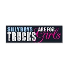 Silly Car Magnet 10 x 3