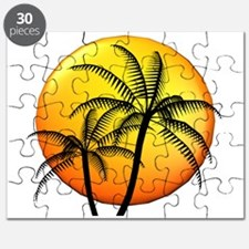 PALM TREE DUO Puzzle