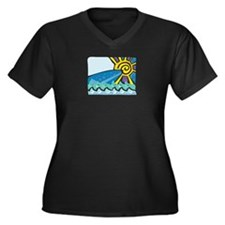 19846863.png Plus Size T-Shirt