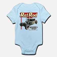 Rat Road Speed Shop - Pipes Body Suit