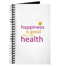 Happiness is good for my health Journal