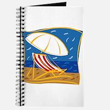 BEACH CHAIR Journal