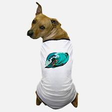 SURFIN' Dog T-Shirt