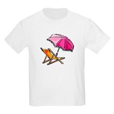 BEACH CHAIR [3] T-Shirt