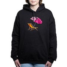 BEACH CHAIR [3] Hooded Sweatshirt