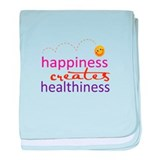 Happiness creates healthiness Cotton