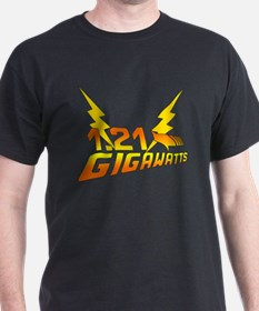 1.21 Gigawatts Back to the Future T-Shirt